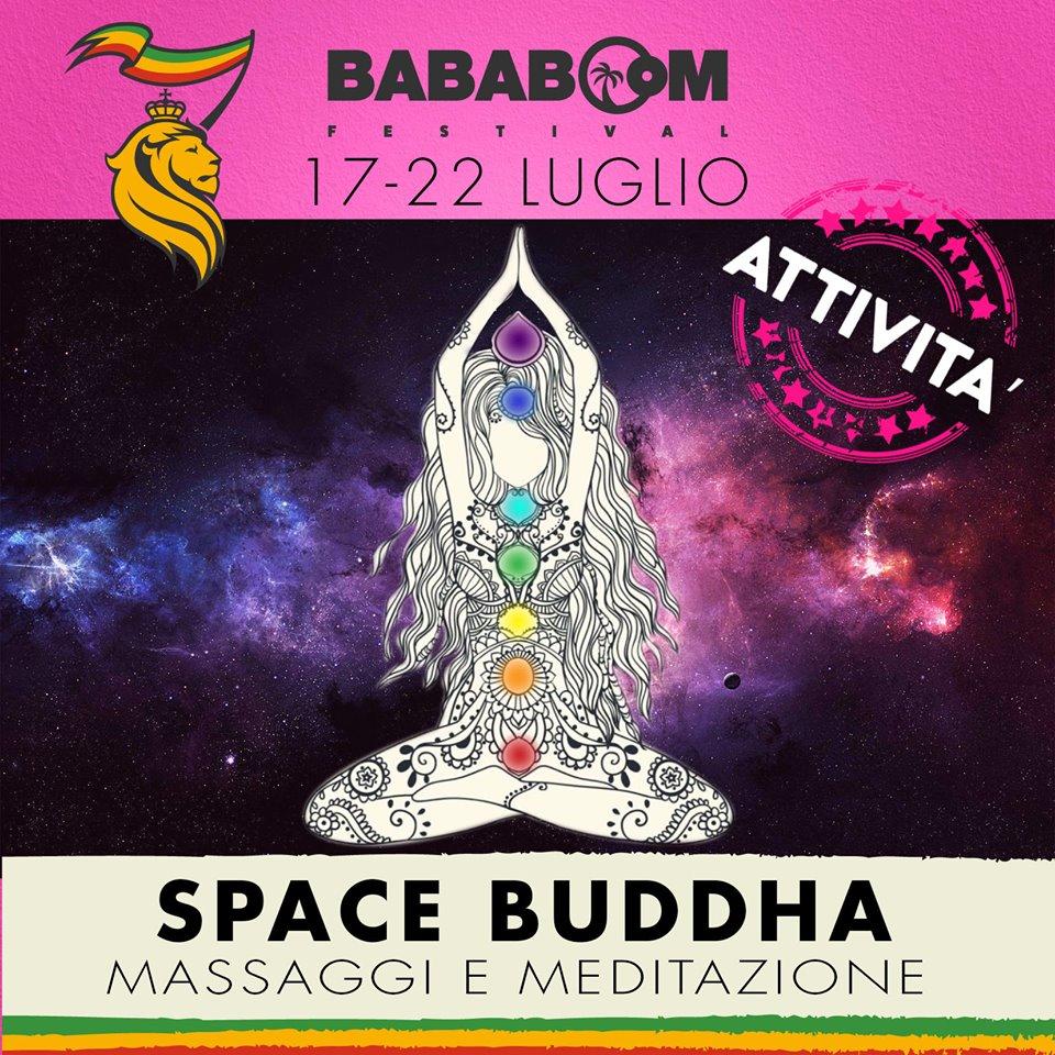 Space Buddha 2018 Attivita Per Il Benessere Del Corpo E La Mente