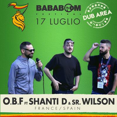 O.B.F ft Shanti D & Sr.Wilson