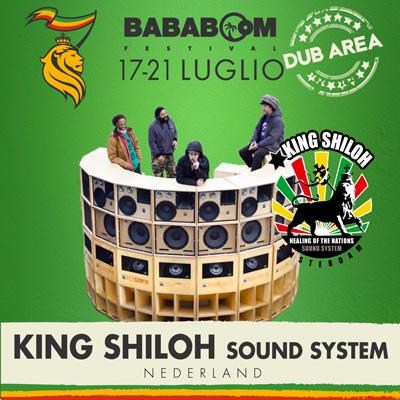 King Shiloh sound system