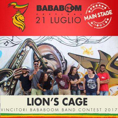 Lion's Cage