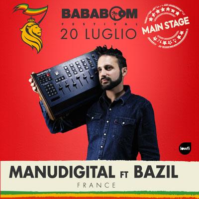 Manudigital & Bazil
