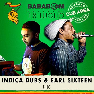 Indica Dubs Ft Earl Sixteen