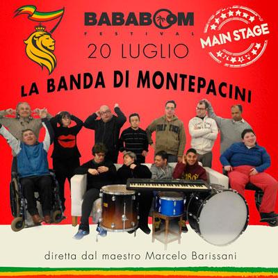 La banda di Montepacini